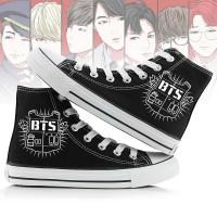 Kpop - Zapatillas BTS varios modelos