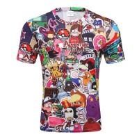 Camiseta Anime Random