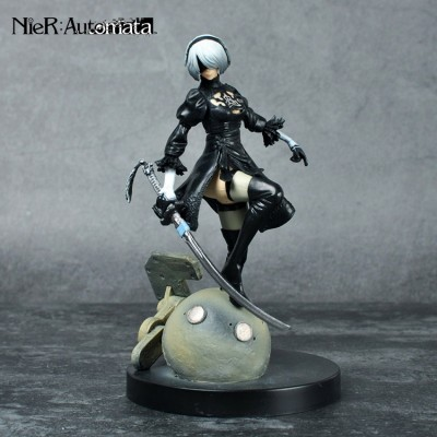 NieR Automata - Figura de YoRHa 2B