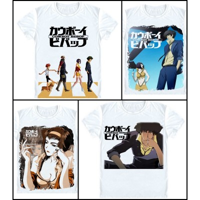 Cowboy Bebop - Camiseta Varios Modelos