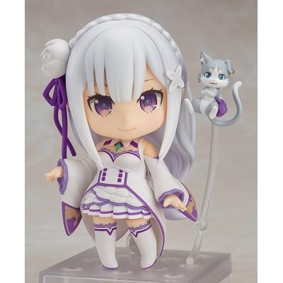 Re Zero - Nendoroid de Emilia
