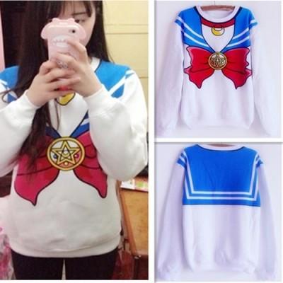 Sudadera Sailor Moon