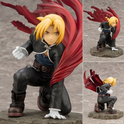 Fullmetal Alchemist - Figura de Edward Elric