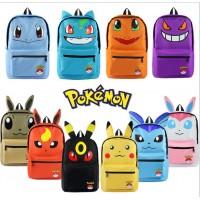 Mochilas de Pokemon - Varios modelos
