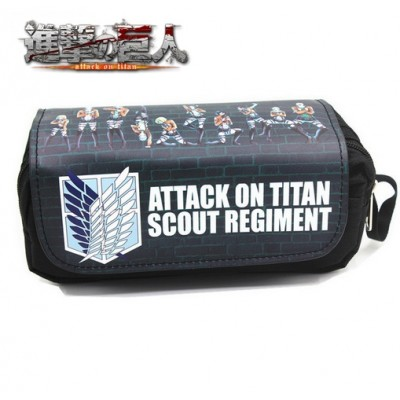 Estuche de Ataque a los titanes