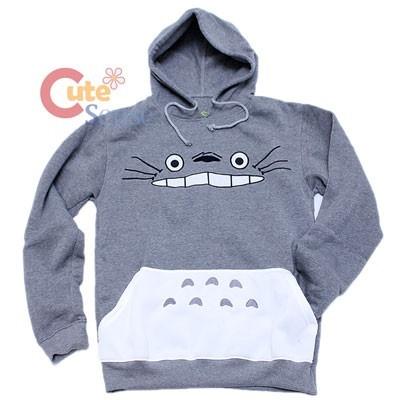 Sudadera Totoro Unisex