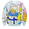 Adventure Time - Sudadera Finn