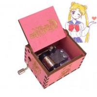 Caja musical de Sailor Moon