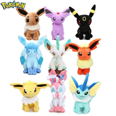 Pokemon - Peluches de Eeveelutions