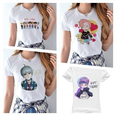Camisetas de BTS - Varios modelos