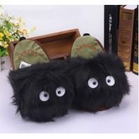 Totoro - Zapatillas Duendes del polvo