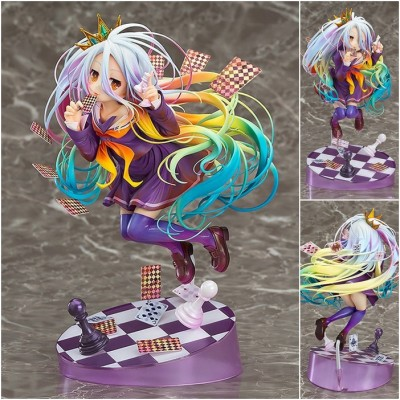 No Game No Life - Figura de Shiro Modelo 2