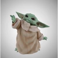 Figura de Baby Yoda