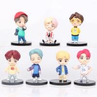 Pack de figuras de BTS