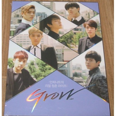 INFINITE - Grow (Infinite's Real Life)
