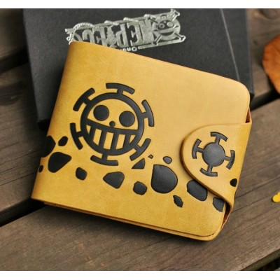 Cartera Anime One Piece Tipo 1