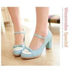 Zapatos Tipo Lolita, Varios colores