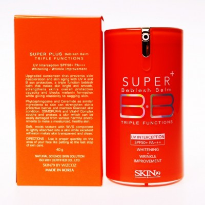 Skin79 - Triple Functions Vital Orange BB cream
