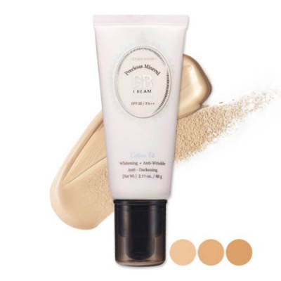 Etude House - Precious Mineral Cotton Fit SPF30 PA++