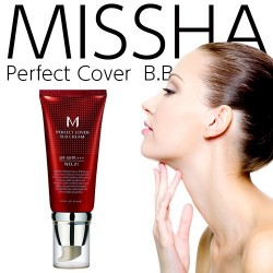 [Missha] - M Perfect Cover BB cream 50ml