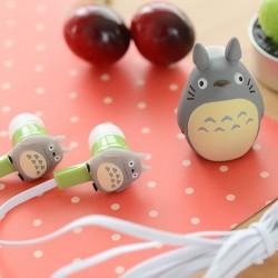 Auriculares de Totoro