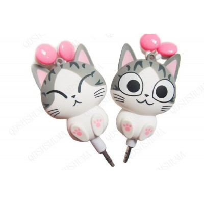Auriculares Cheese Cat