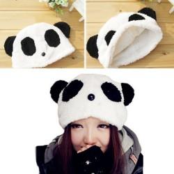 Gorro de Panda Tipo 1