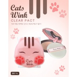 [TONY MOLY] Cats Wink Clear Pact