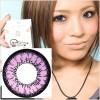 Circle Lens - GEO ANGEL VIOLET
