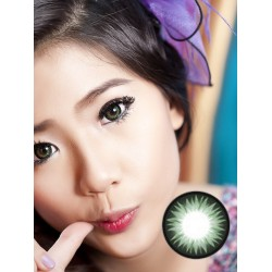 Circle Lens - GEO XTRA BELLA GREEN