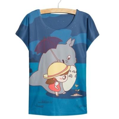Camiseta Totoro tipo 1