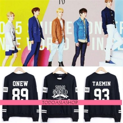 SHINee World Sudadera Unisex