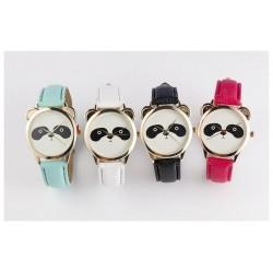 Reloj de Panda con orejitas