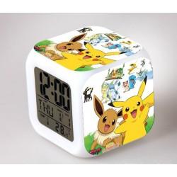 Reloj despertador Pokemon