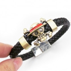 Pulsera calavera One Piece