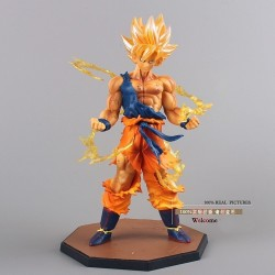 Dragon Ball Z Super Saiyan Son Goku figura pvc
