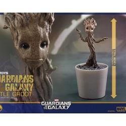Guardianes de la galaxia, figura groot pvc