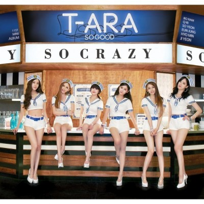 T-ARA - SO GOOD (11th Mini Album)