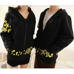Sudadera One Piece Unisex
