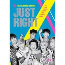 [GOT7] 3rd Mini Album - Just Right