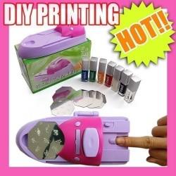 Maquina para decorar uñas