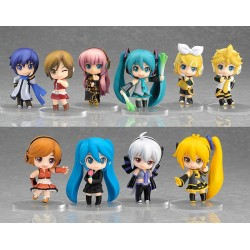 Vocaloid - Set de 10 figuras pvc