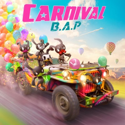 B.A.P - CARNIVAL - 5th Mini album