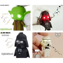 Star Wars - Llavero con luz y sonido