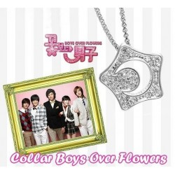Boys Over Flowers - Colgante Luna