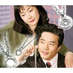 [K-Drama] Escalera al cielo - Colgante doble