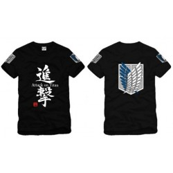 Camiseta Ataque a los Titanes