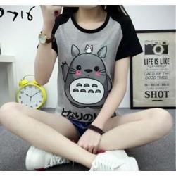 Camiseta Totoro Kawaii