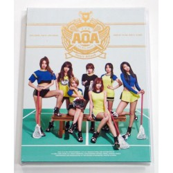 AOA - Heart Attack (3rd Mini Album)