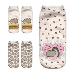 Calcetines Pusheen (3 pares)